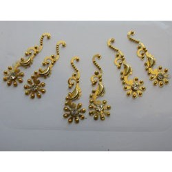 24_97 Bindis Body Jewelry Designer Handicraft