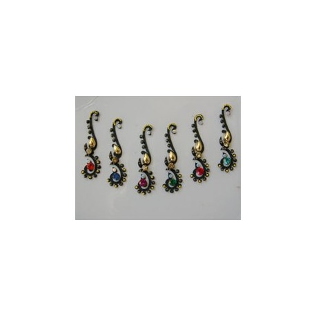 42_69 Bindis Body Jewelry Designer Handicraft
