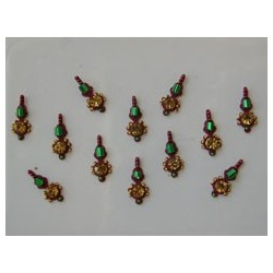 42_76 Bindis Body Jewelry Designer Handicraft