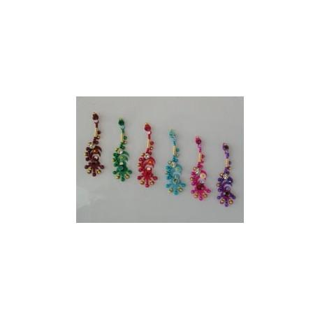 60_21 Bindis Body Jewelry Designer Handicraft