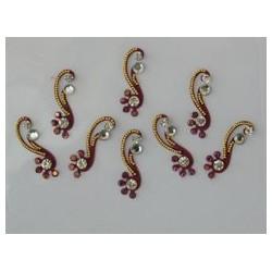60_28 Bindis Body Jewelry Designer Handicraft