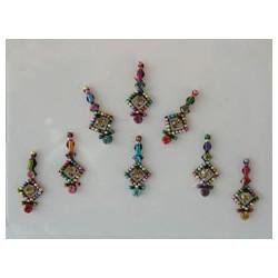 80_35 Bindis Body Jewelry Designer Handicraft