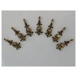 80_28 Bindis Body Jewelry Designer Handicraft