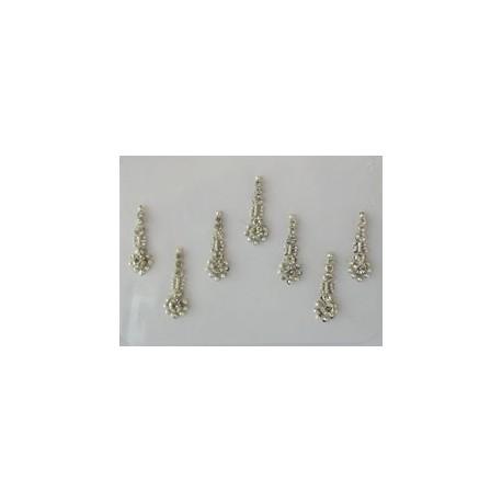 80_30 Bindis Body Jewelry Designer Handicraft