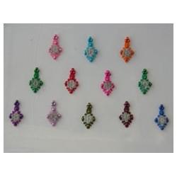 12_107 Bindis Body Jewelry Designer Handicraft